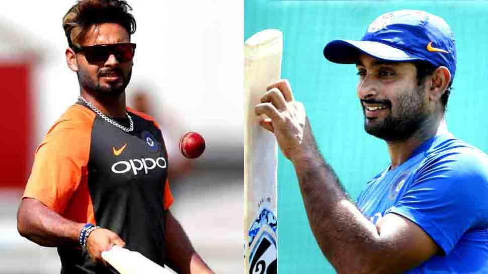 World Cup 2019: पंत और रायडू के लिए खुशखबरी, विश्व कप टीम के साथ जा सकते हैं इंग्लैंड