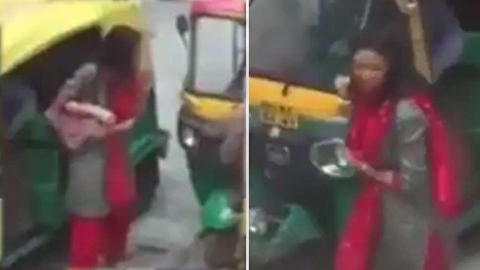 सलवार सूट में ऑटो की सवारी करती नजर आईं दीपिका पादुकोण, शूटिंग से VIDEO हुआ लीक