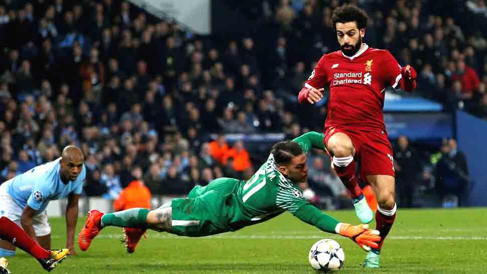 Champions League: मो सलाह की लिवरपूल सेमीफाइनल में पहुंची, मेसी की टीम से होगा मुकाबला