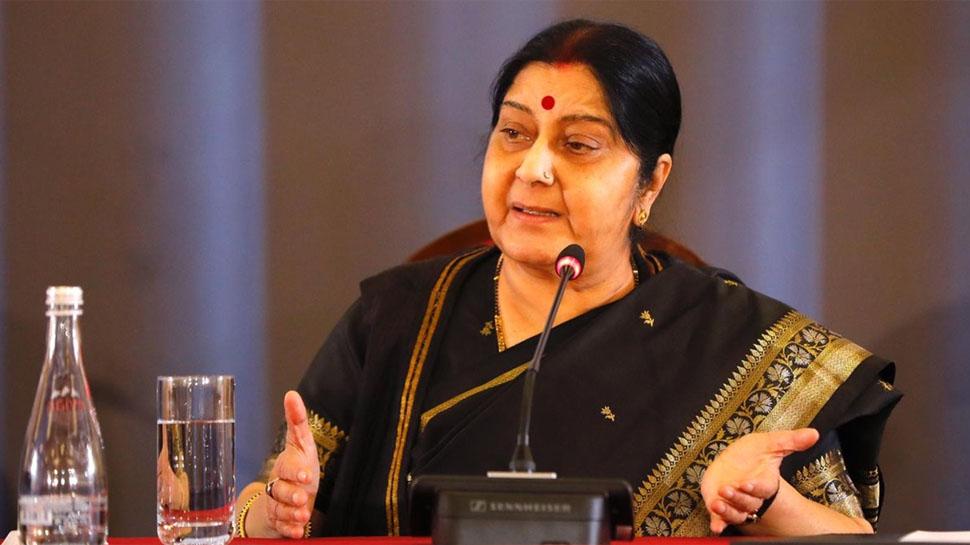 सुषमा स्वराज ने कहा,'बालाकोट एयर स्ट्राइक में कोई PAK सैनिक या नागरिक नहीं मारा गया'
