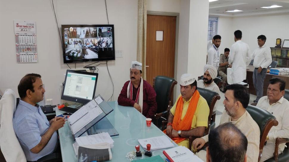लोकसभा चुनाव 2019: दिल्ली में AAP उम्मीदवार का हलफनामा पाया गया 'अधूरा'