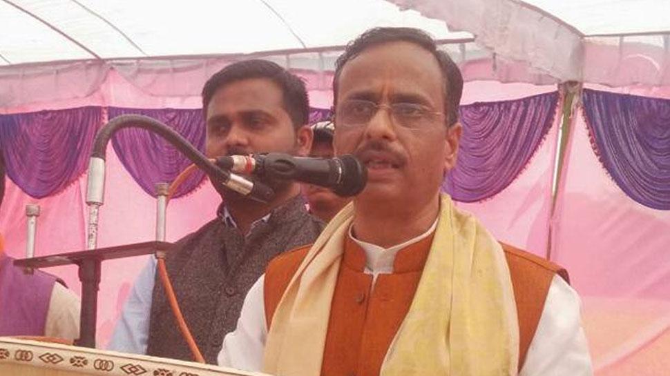 यूपी के डिप्टी सीएम दिनेश शर्मा बोले, रायबरेली-अमेठी से साफ हो जाएगा कांग्रेस का सूपड़ा