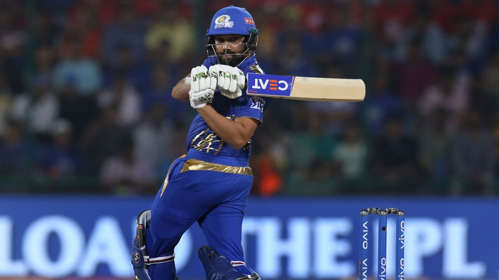 IPL 2019: रोहित शर्मा के टी20 क्रिकेट में 8000 रन पूरे, दुनिया में बनाया आठवां स्थान