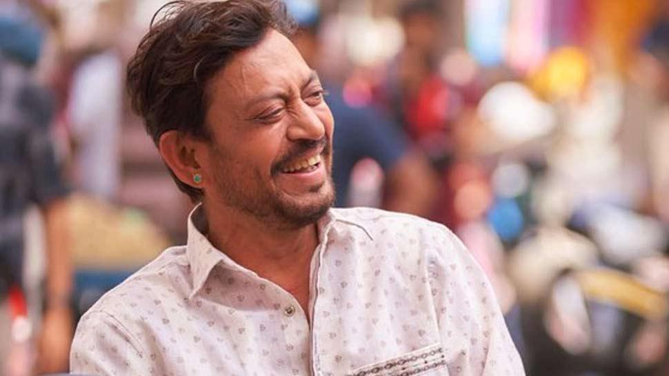 'अंग्रेजी मीडियम' के सेट से सामने आई एक और तस्वीर, एक्टिवा पर बैठे नजर आए इरफान खान