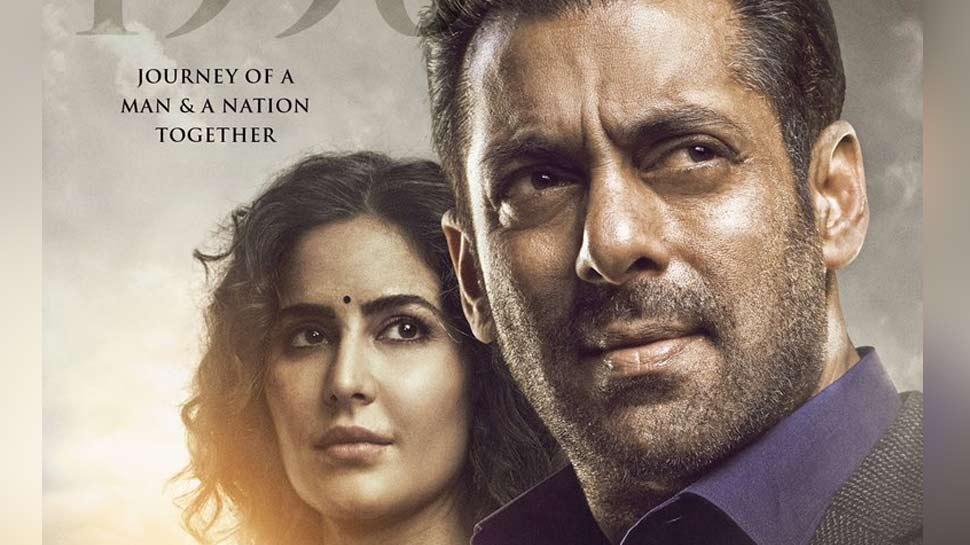 रिलीज हुआ 'भारत' का नया पोस्टर, सलमान-कैटरीना के लुक्स से दिखाया 20 साल का अंतर