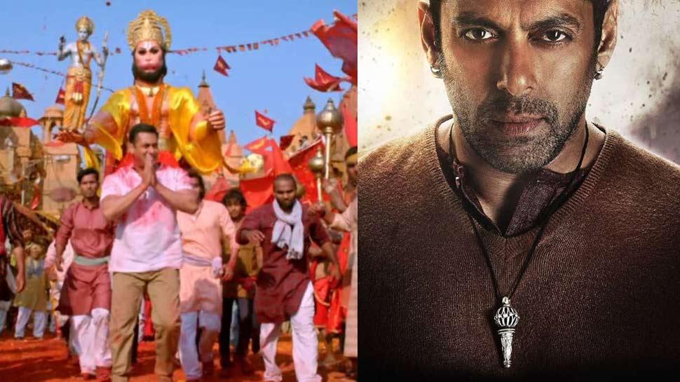 हनुमान जयंती: इसलिए सलमान खान हैं 'बजरंगी भाईजान', इस फिल्म में पढ़ चुके हैं चालिसा