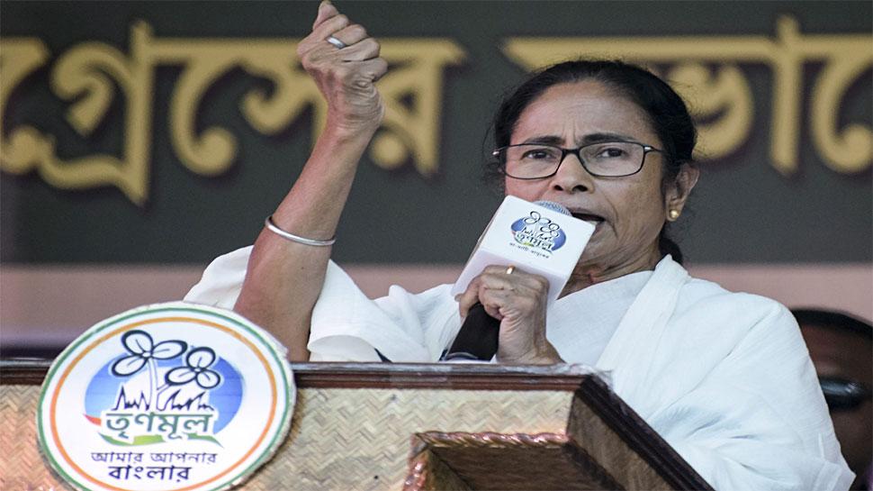 ममता बनर्जी ने कहा, पश्चिम बंगाल में BJP को मिलेगा एक 'बड़ा रसोगुल्ला'