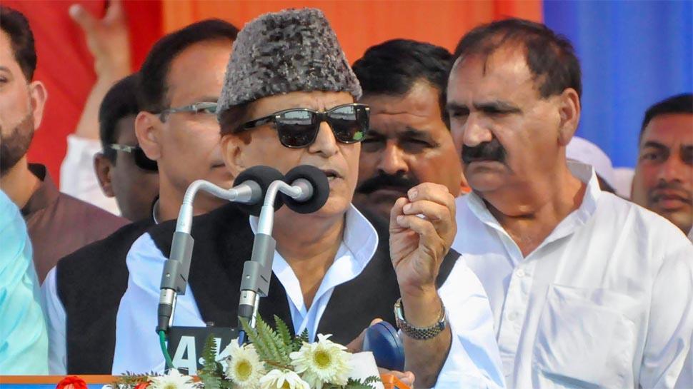 आजम खान ने मांगे धर्म के आधार पर वोट, 'मुस्लिमो एक हो जाओ तो बीजेपी चली जाएगी'