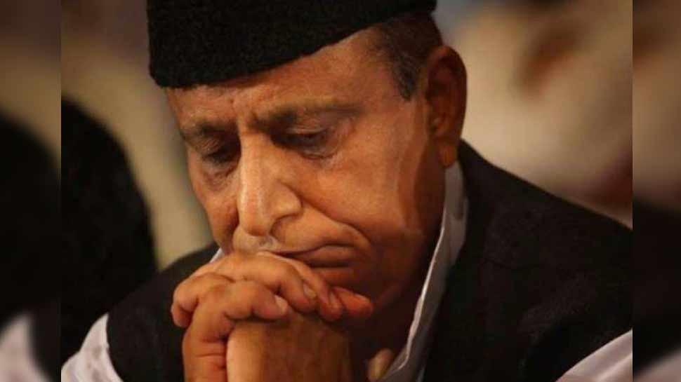 VIDEO: हटा बैन तो छलके आजम खान के आंसू, कहा- 'सरकार का बस चले तो मुझ पर गोली चलवा दे'