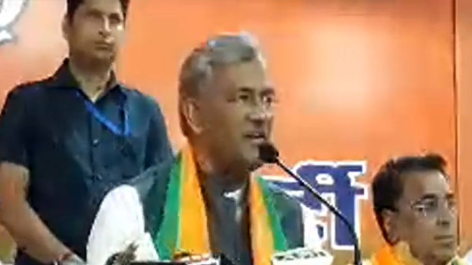 उत्तराखंड सीएम त्रिवेंद्र सिंह रावत का जीत का दावा, कहा- 'देश केवल मोदी को चाहता है'