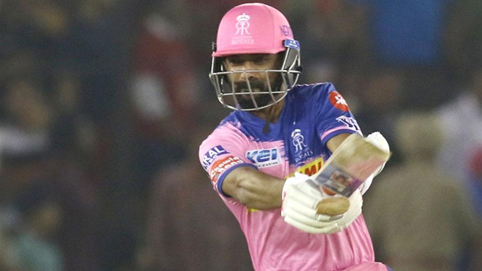 IPL 2019: राजस्थान ने अजिंक्य रहाणे को कप्तानी से हटाया, सामने आई ये बड़ी वजह