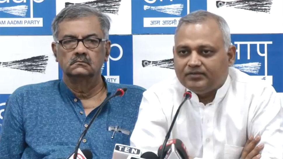 लोकसभा चुनाव 2019: AAP ने केरल में वाम मोर्चा को बिना शर्त समर्थन दिया