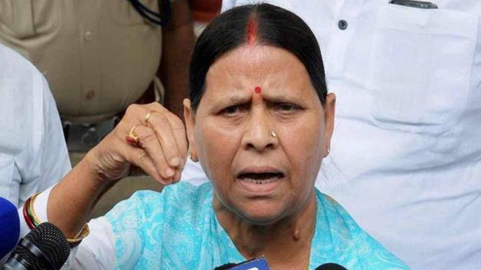 राबड़ी देवी ने लगाया बड़ा आरोप, कहा- लालू प्रसाद यादव को मारना चाहती है बीजेपी