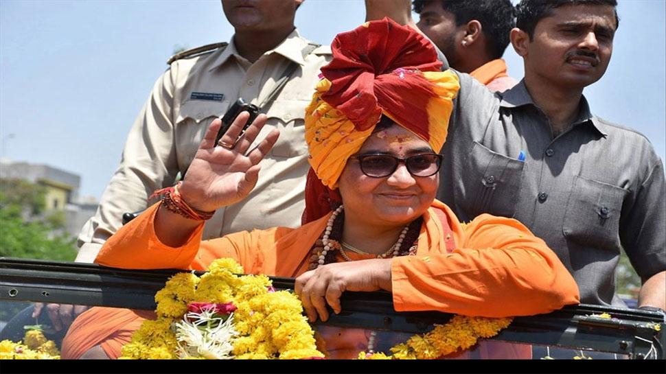 शहीद हेमंत करकरे को लेकर दिया गया प्रज्ञा ठाकुर का बयान राजद्रोह: BJP विधायक