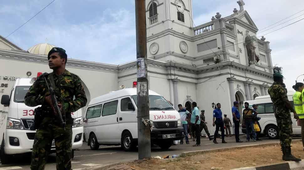 श्रीलंका सीरियल ब्लास्ट LIVE: 35 विदेशियों समेत 156 लोगों की मौत, PM मोदी ने जताया शोक