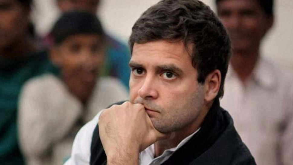 राहुल गांधी के दावों पर BJP का ट्विटर वार, लिखा- 'अब पेट्रोल से ट्रैक्टर-ट्रक चलाएंगे राहुल बाबा'