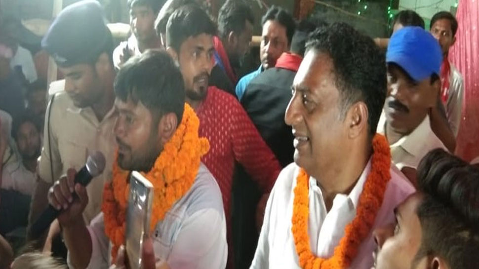 लोकसभा चुनाव 2019: कन्हैया कुमार के प्रचार के लिए अभिनेता प्रकाश राज पहुंचे बेगूसराय