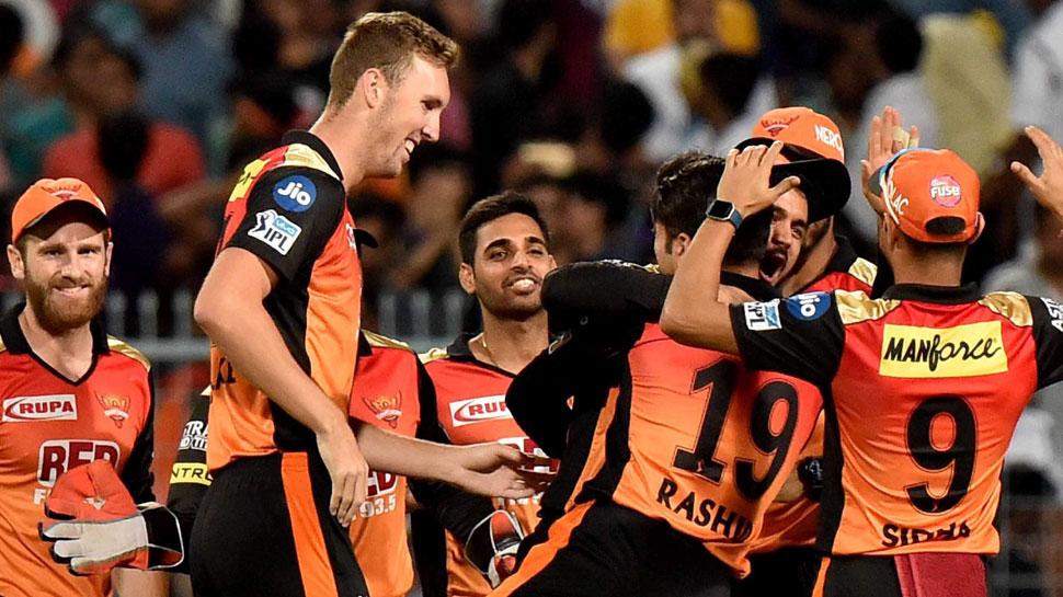 IPL 2019: हैदराबाद ने टॉस जीतकर पहले गेंदबाजी का किया फैसला, टीम में खेल रहे ये खिलाड़ी