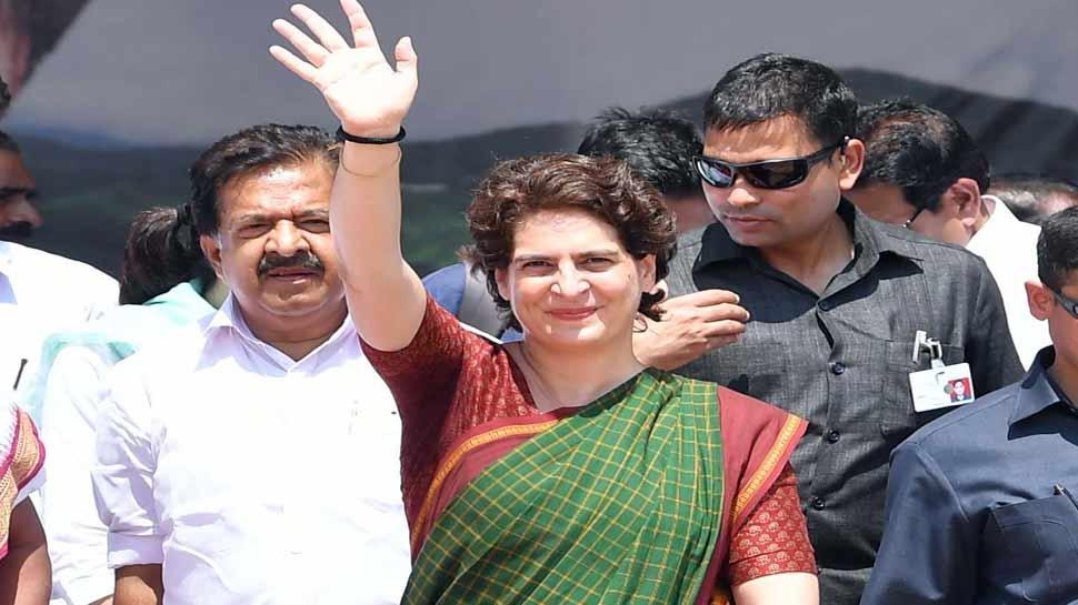 पीएम मोदी को सीधी टक्कर देने के लिए तैयार हैं प्रियंका गांधी वाड्रा, फिर से जताई इच्छा