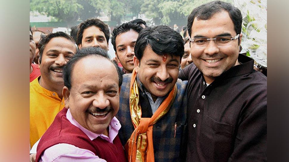 बीजेपी ने घोषित किए दिल्ली के 4 उम्मीदवार, इंदौर से शंकर लालवानी और अमृतसर से हरदीप पुरी को टिकट