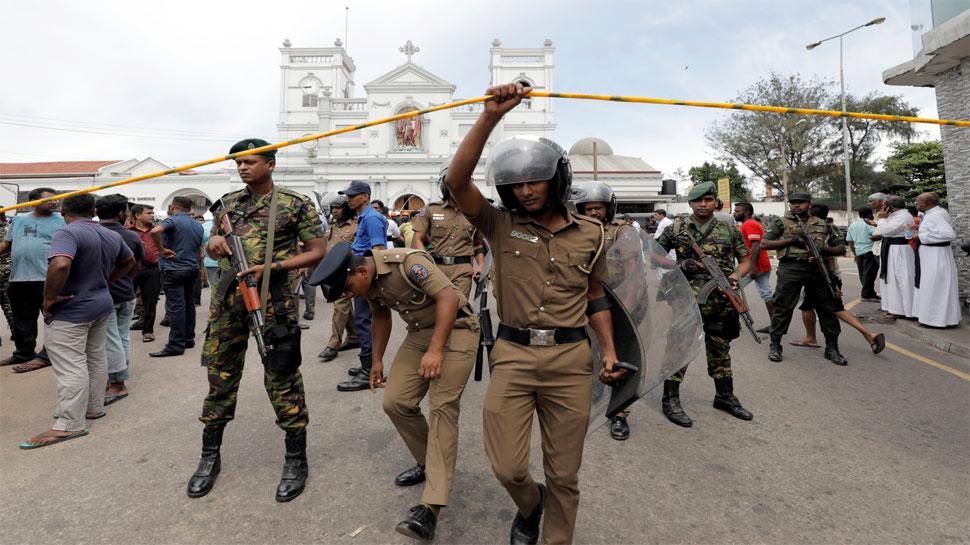 श्रीलंका: कोलंबो में एक बम निष्क्रिय, मरने वालों की संख्या बढ़कर हुई 290, 5 भारतीय भी शामिल