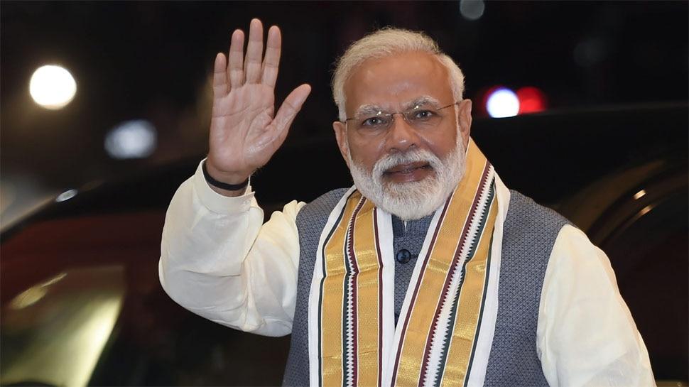लोकसभा चुनाव 2019: PM मोदी 25 अप्रैल को वाराणसी में करेंगे रोड शो, तैयारी में जुटी भाजपा