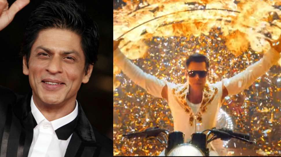 Trailer रिलीज होते ही सोशल मीडिया पर ट्रेंड हुए सलमान, शाहरुख खान बोले- 'बहुत खूब'