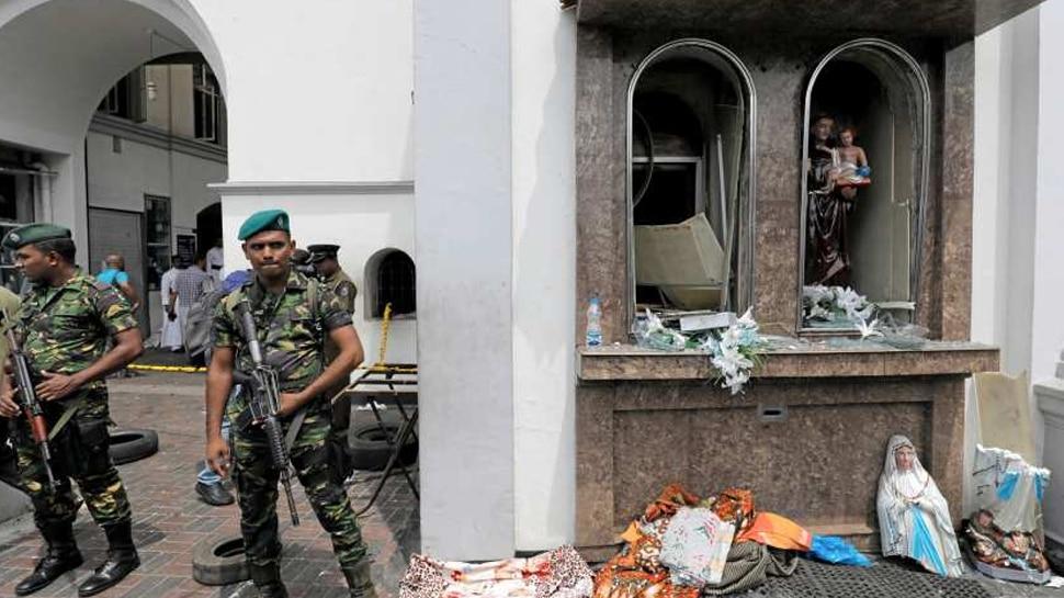 बम विस्फोट करने वाले संगठन हुई पहचान, श्रीलंका ने कहा सभी आत्मघाती हमलावर श्रीलंकाई