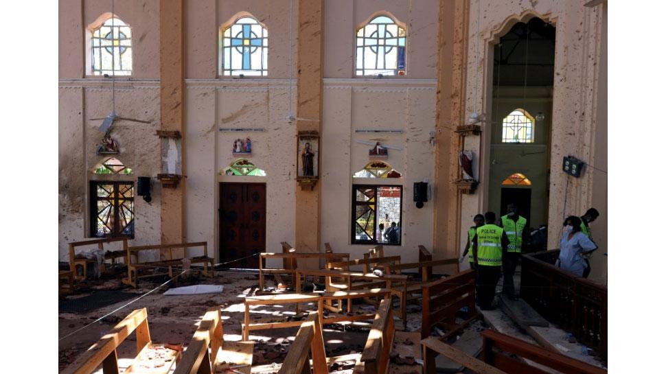 श्रीलंका हमला: आज आधी रात से आपातकाल लागू करने की घोषणा, अब तक 290 की मौत