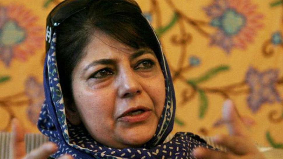 महबूबा का जागा पाकिस्तान प्रेम, कहा- पाक ने अपने परमाणु बम ईद के लिए नहीं बचा रखे