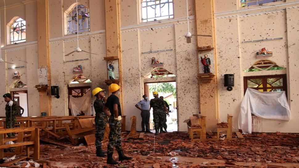 श्रीलंका: जिस आतंकी ने होटल में किया था धमाका, उसकी पत्नी और बहन को दूसरे हमलावर ने उड़ाया