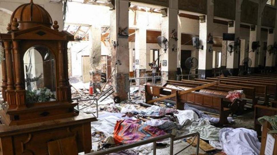 श्रीलंका: मारे गए लोगों की तस्वीरें थी इतनी वीभत्स, किसी ने आंख बंद कर लीं तो कोई गश खाकर गिर पड़ा
