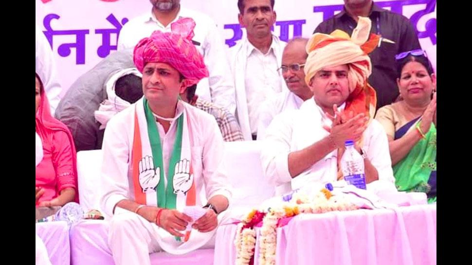 रिजु झुनझुनवाला के सपोर्ट में अजमेर पहुंचे पायलट, जन संबोधन में BJP पर जमकर साधा निशाना