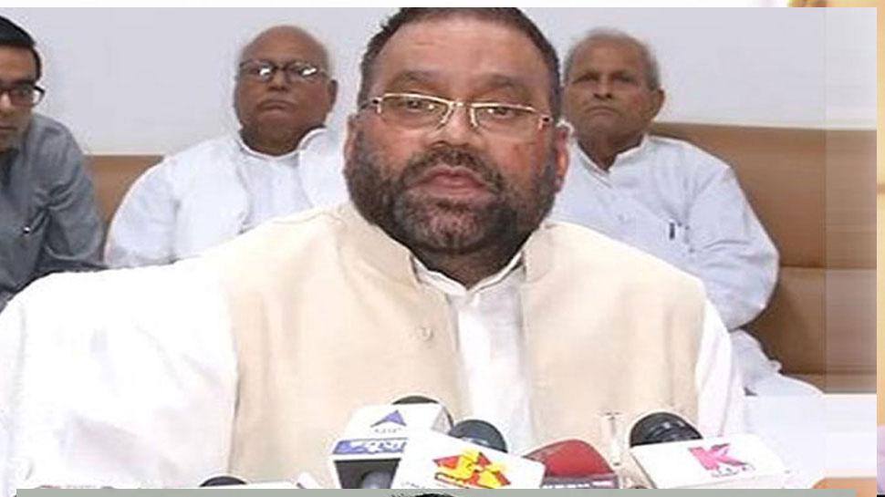 बदायूं: BJP नेता स्वामी प्रसाद मौर्य के घर छापेमारी, सपा प्रत्याशी धर्मेंद्र यादव ने की शिकायत