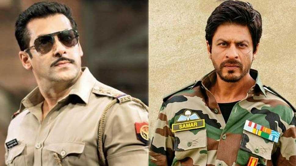 इस बार सलमान खान की 'दबंग 3' होगी खास, फिल्म में शाहरुख भी मचाएंगे धमाल?