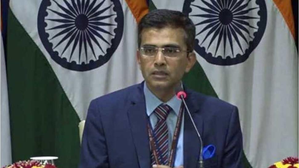 ईरान से तेल खरीद पर प्रतिबंध से छूट हटाने के अमेरिकी फैसले से निपटने को तैयार भारत: विदेश मंत्रालय