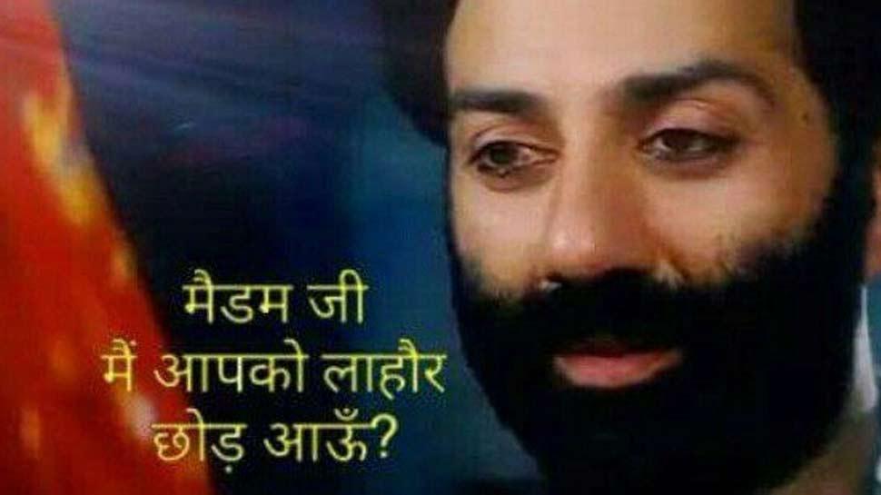 BJP में शामिल होते ही सोशल मीडिया पर छाए सनी देओल, फैंस बोले- 'तारा सिंह करेगा PAK का खात्मा'