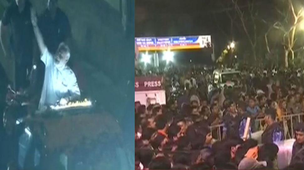 लोकसभा चुनाव : रांची में पीएम मोदी का रोड शो, एक झलक पाने के लिए लोगों की उमड़ी भीड़