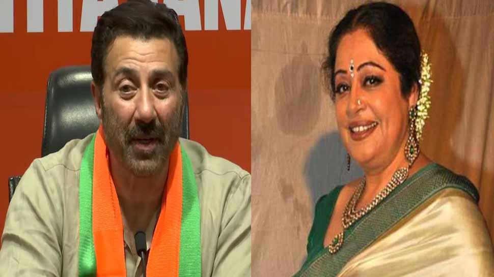 BJP ने जारी की एक और लिस्ट, गुरुदासपुर से सनी देओल को मिला टिकट