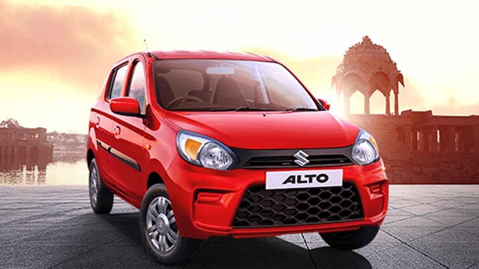 Maruti ने लॉन्च की नई Alto 800, कई फीचर्स महंगी कारों वाले