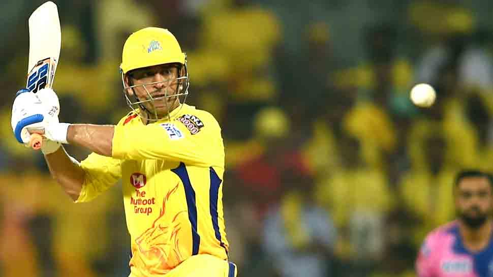 IPL-12 के ब्रैडमैन बने हुए हैं धोनी, 100 से अधिक औसत से बना रहे हैं रन
