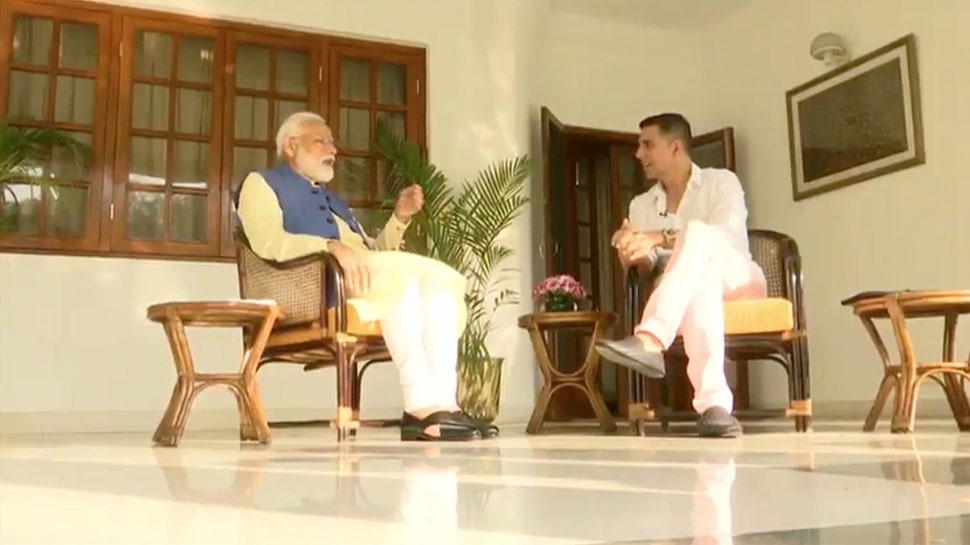 क्या PM मोदी को गुस्सा आता है? उसको किस पर निकालते हैं? अक्षय के सवाल पर PM का पढ़े जवाब