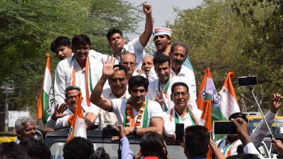 bjp candidate Gautam Gambhir