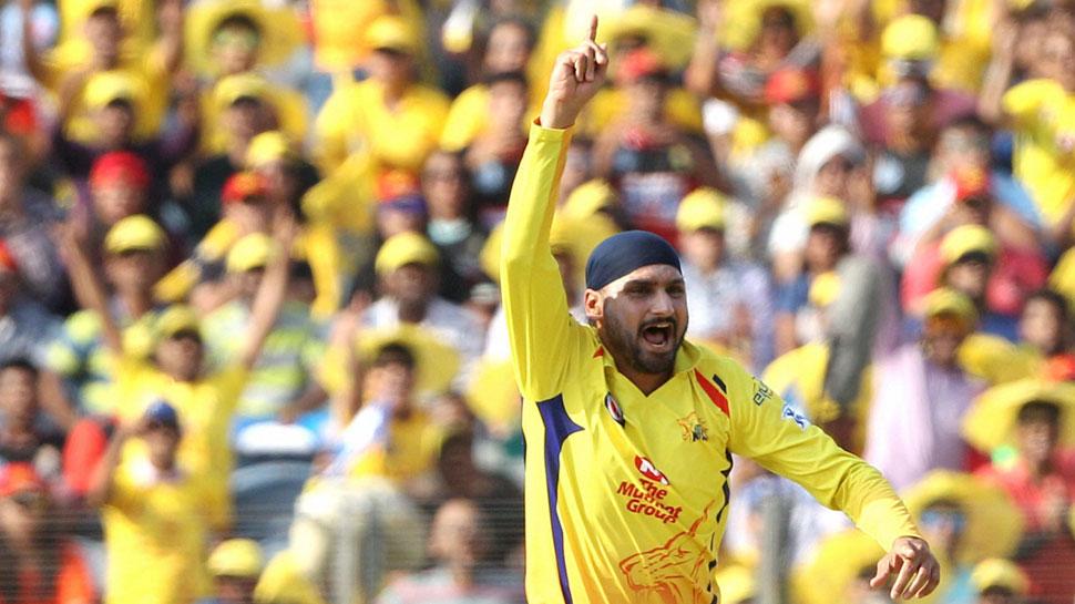 IPL 2019: चेन्नई की टीम में भज्जी की वापसी क्या हुई, टीम लौटी जीत की राह पर