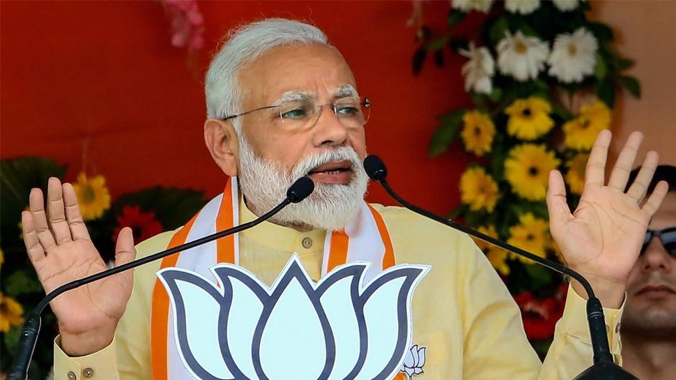 बिहार : PM मोदी आज दरभंगा में भरेंगे हुंकार, सीएम नीतीश भी करेंगे सभा को संबोधित