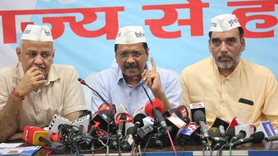 केजरीवाल ने लगाया आरोप, कहा- दोबारा BJP आई तो राहुल गांधी होंगे जिम्मेदार
