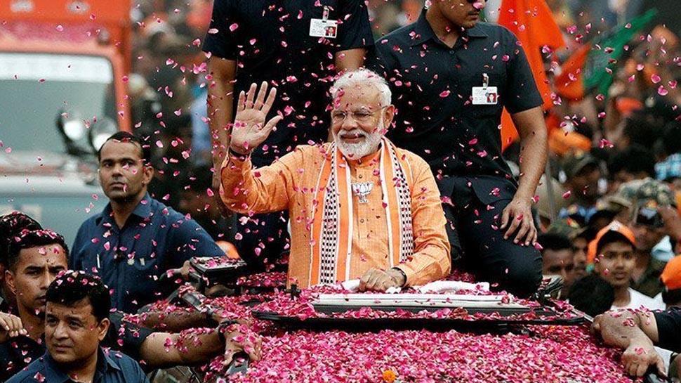 PM मोदी वाराणसी में आज 11.30 बजे करेंगे नामांकन, नीतीश और उद्धव ठाकरे भी पहुंचेंगे