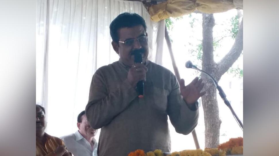 इंदौर लोकसभा सीट: BJP प्रत्याशी बोले- काम न करने वालों पर अमित शाह के जासूसों की नजर है