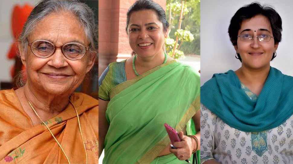 दिल्ली में लोकसभा चुनाव लड़ रहे 173 उम्मीदवारों में से केवल 13 महिलाएं