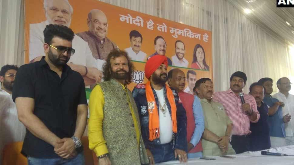 दिल्ली: BJP में शामिल हुए मशहूर पंजाबी सिंगर दलेर मेहंदी, 'बोलो ता रा रा' से हुए थे हिट